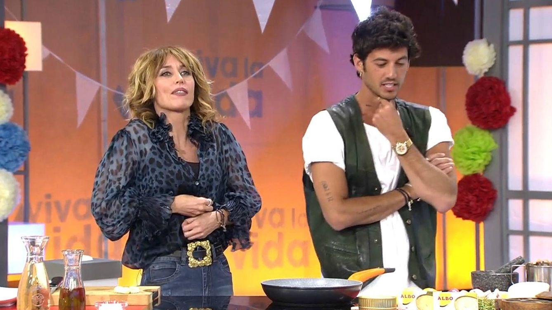 Jorge Brazález ('MasterChef') se indigna con Emma García y desata su lado más grosero