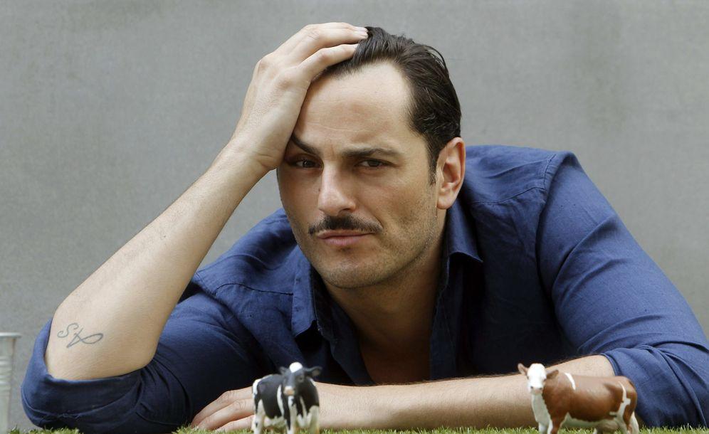 Foto: El actor Asier Etxeandía en una imagen de archivo (Efe)