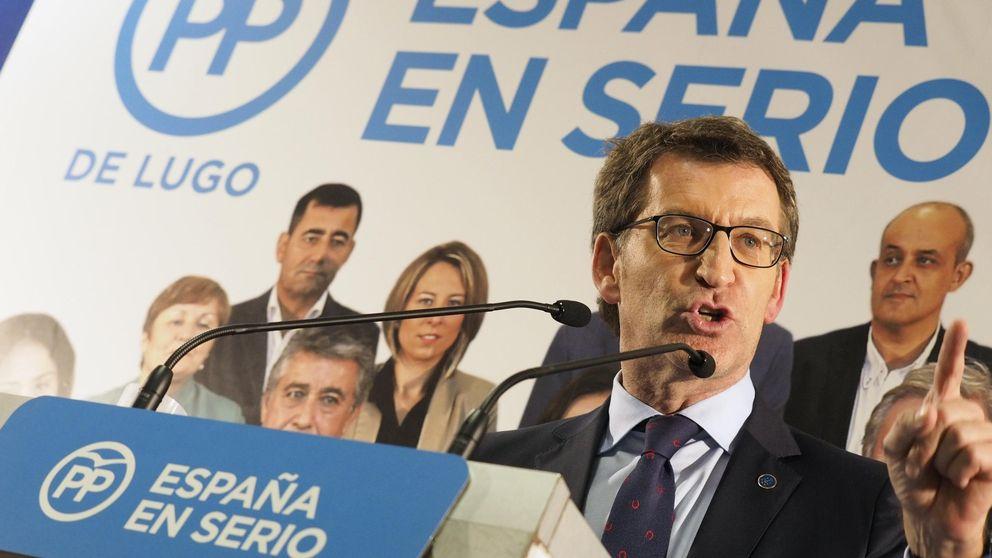 """Feijóo estudia dejar la política porque el PP """"le ha cerrado las puertas de Madrid"""""""