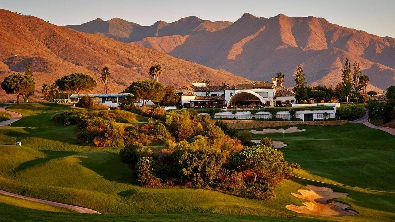 Así es La Cala Resort y así el paisaje de Mijas.