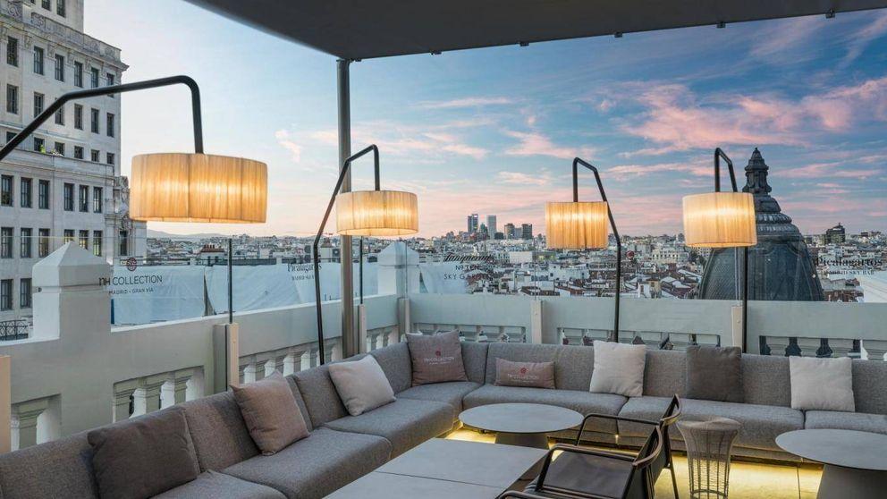 Qué se come (y qué se bebe) en las terrazas de moda de Madrid