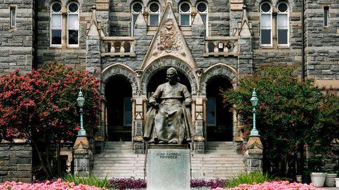 Los cachorros de la burguesía española se pirran por estudiar en Georgetown