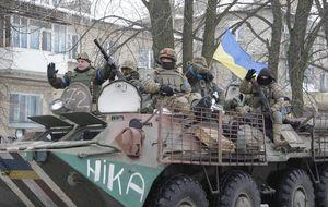Al menos 13 muertos por un proyectil en la ciudad ucraniana de Donetsk