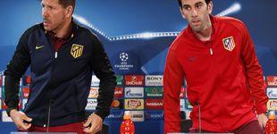 Post de El mosqueo de Simeone con Godín y Costa o por qué cree que el Atlético se desploma