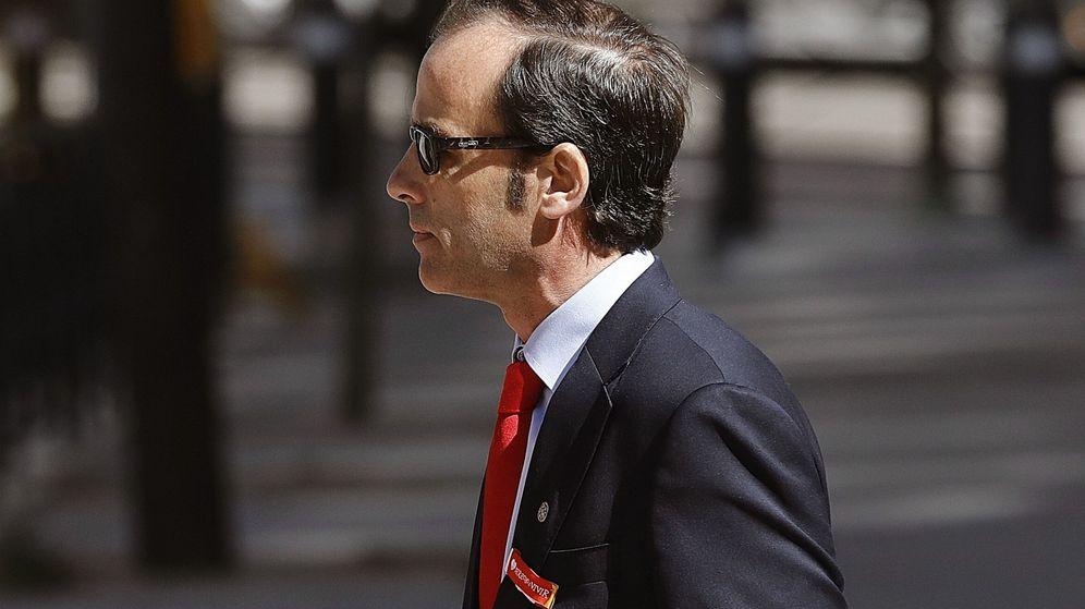 Foto: El inspector del Banco de España, José Antonio Casaus. (EFE)