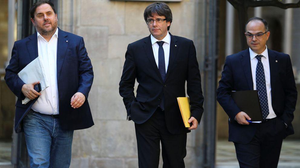 El discurso de Puigdemont irá sobre la Ley del Referéndum y abierto al diálogo