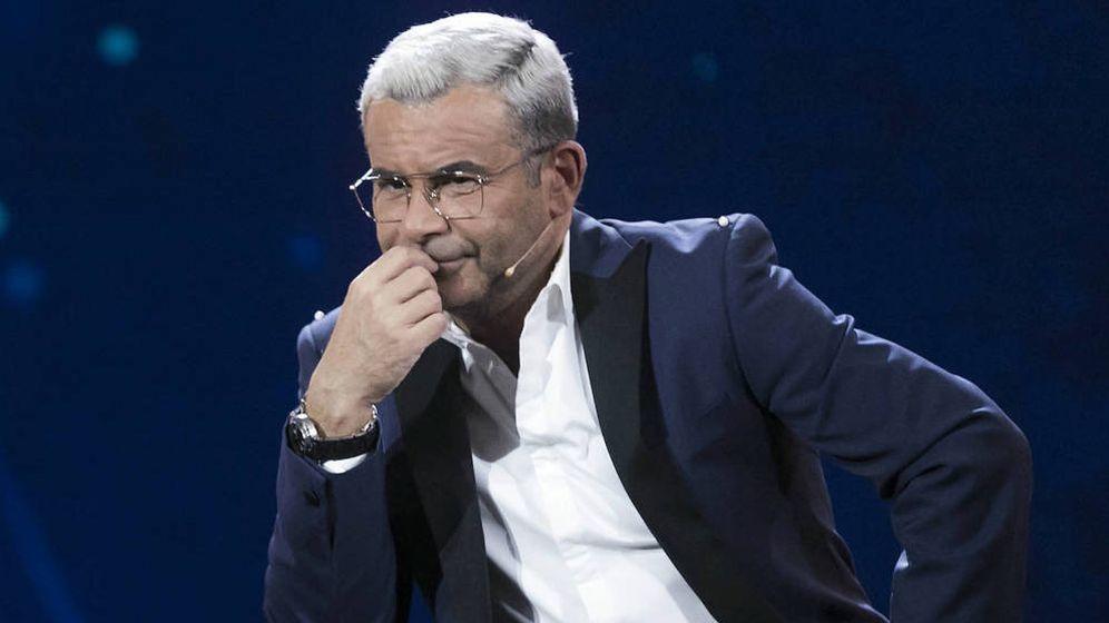 Foto: Jorge Javier presentando 'GH Dúo'. (Mediaset)