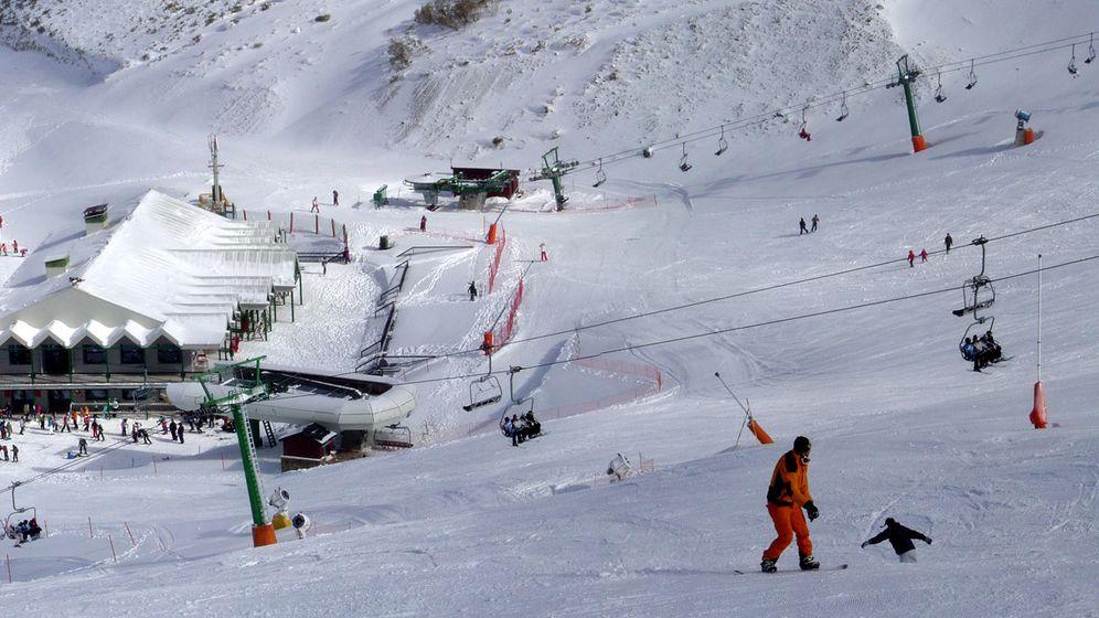 Foto: Valdezcaray, una estación perfecta para mejorar tu nivel de esquí