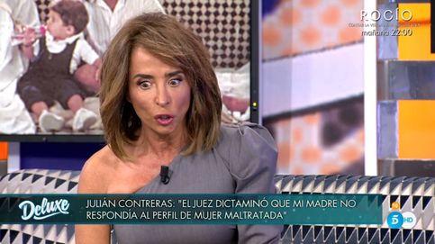 Patiño pide perdón a Julián Contreras en el 'Deluxe' por el caso de Carmina Ordóñez
