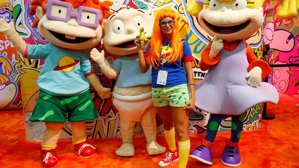 Los Rugrats volverán a la tele y al cine después de catorce años