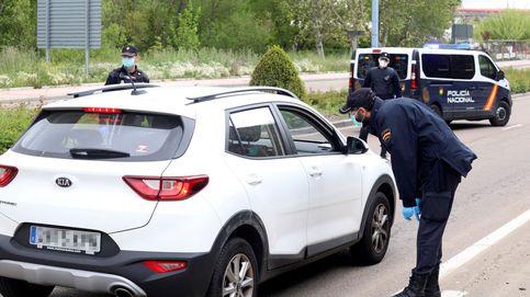 Dos detenidos en Sevilla al simular el robo de 350.000 mascarillas que ya habían vendido