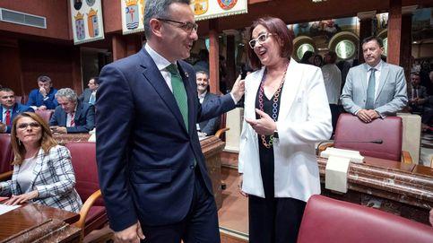 El PSOE tiende la mano a Cs en Murcia: le ofrece cambio, regeneración y estabilidad
