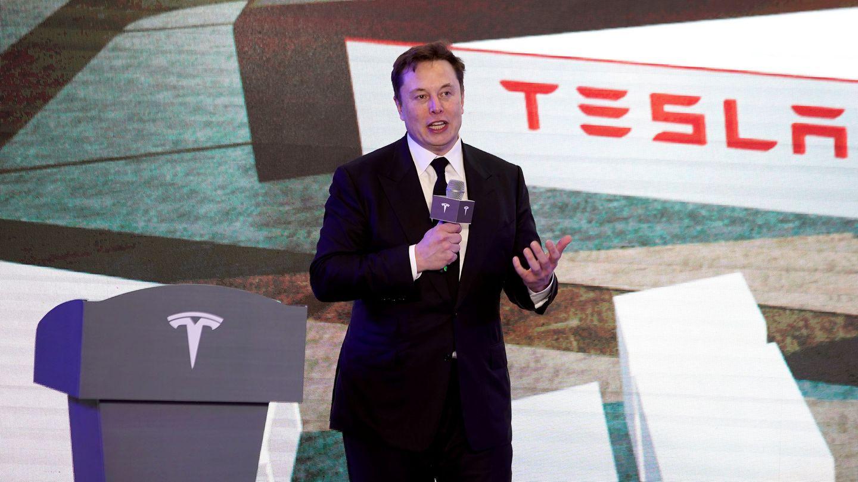 Elon Musk. (Reuters)