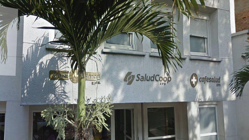 Foto: Un centro sanitario de Cafesalud en Medellín. (Google)