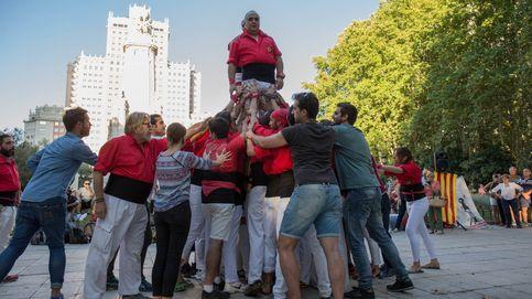 Los catalanes en Madrid quieren votar: Para pagar sí valgo, pero para decidir no