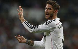 Sergio Ramos se cae de la convocatoria; Bartra, su sustituto