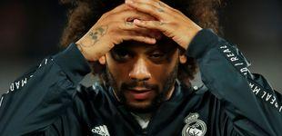 Post de Los cinco motivos del castigo a Marcelo en el Real Madrid