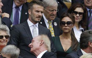 Los Beckham y Kate Middleton, juntos en la final de Wimbledon