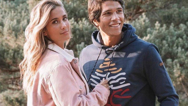 María Pombo y su marido, Pablo Castellano. (@springfield)