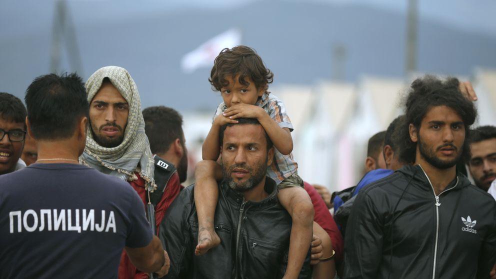 'Road to Europe': el largo camino de los refugiados sirios hacia Europa