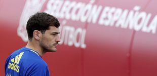Post de ¿Y qué pasaría si Luis Enrique llama a Iker Casillas con su España?