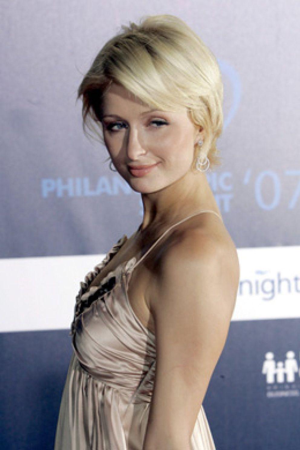 Foto: Paris Hilton confirma por error el embarazo de Christina Aguilera