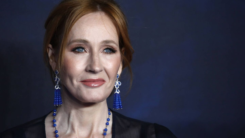 J. K. Rowling. (Getty)