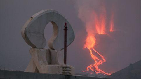 La nueva colada del volcán de La Palma