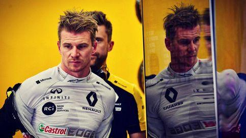 La larga pedorreta de Hulkenberg para ilustrarla cruda realidad de Renault