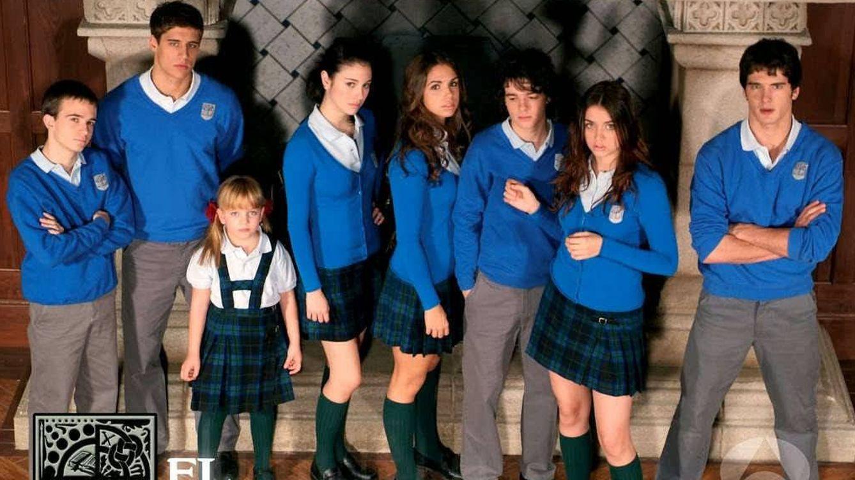 3 actores de 'El internado' se reencuentran 10 años después del estreno de la serie
