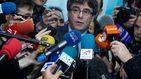 ERC y PDeCAT asumen que Puigdemont solo podrá ser presidente si se entrega