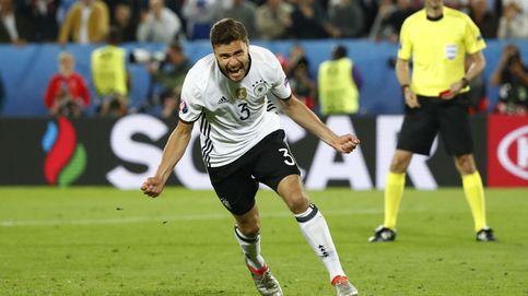Hector, de quinta división a héroe de Alemania y un precio de 15 millones