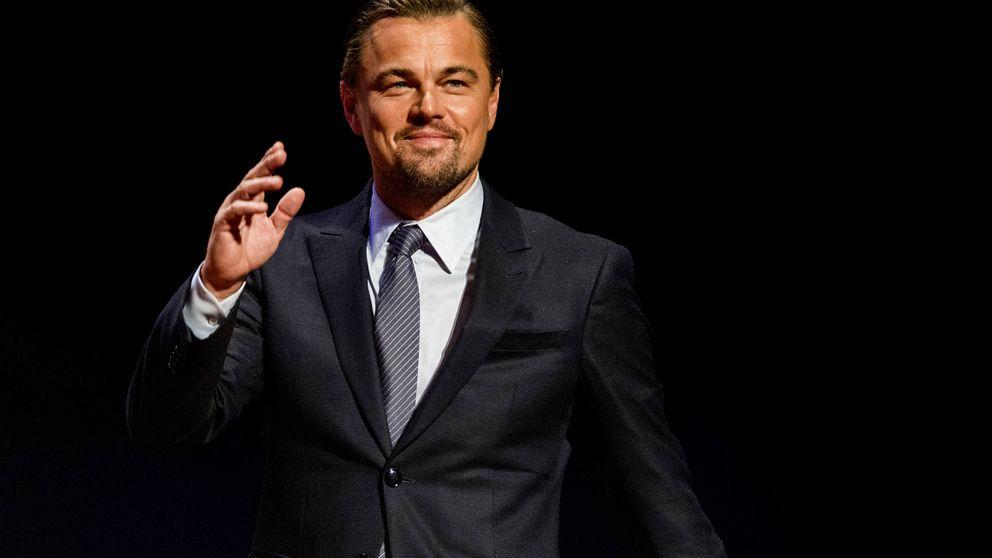 DiCaprio dona 100 millones para luchar contra el cambio climático