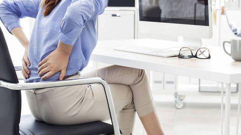 Siete estiramientos para frenar el dolor de espalda