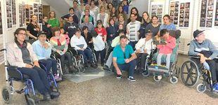Post de Guerra entre una fundación cercana al Opus y 120 familias de discapacitados