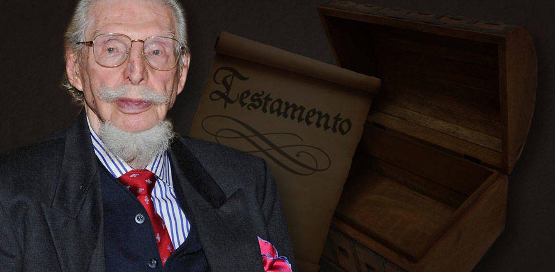 Foto: Leandro de Borbón, hijo extramatrimonial de Alfonso XIII (Gtres)