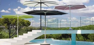 Post de La sombrilla 'ultravioleta' de Royal Botania