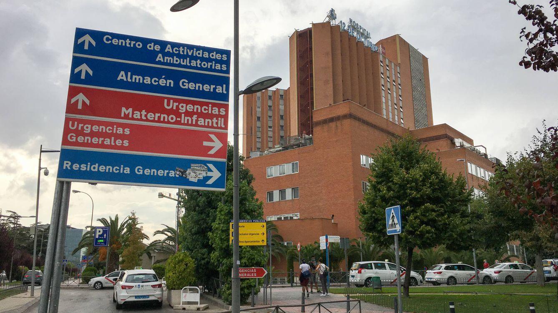 Sacyr ampliará el Hospital 12 de Octubre en Madrid por 227 millones de euros