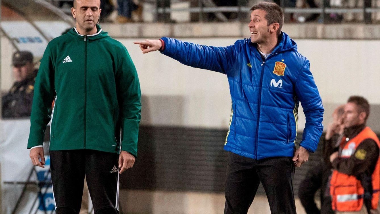 Celades, otro que cambia la Selección por el Real Madrid: será ayudante de Lopetegui