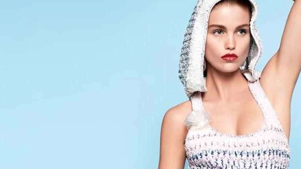 Foto: Haz que el make up se funda con tu piel. (Imagen: Chanel)