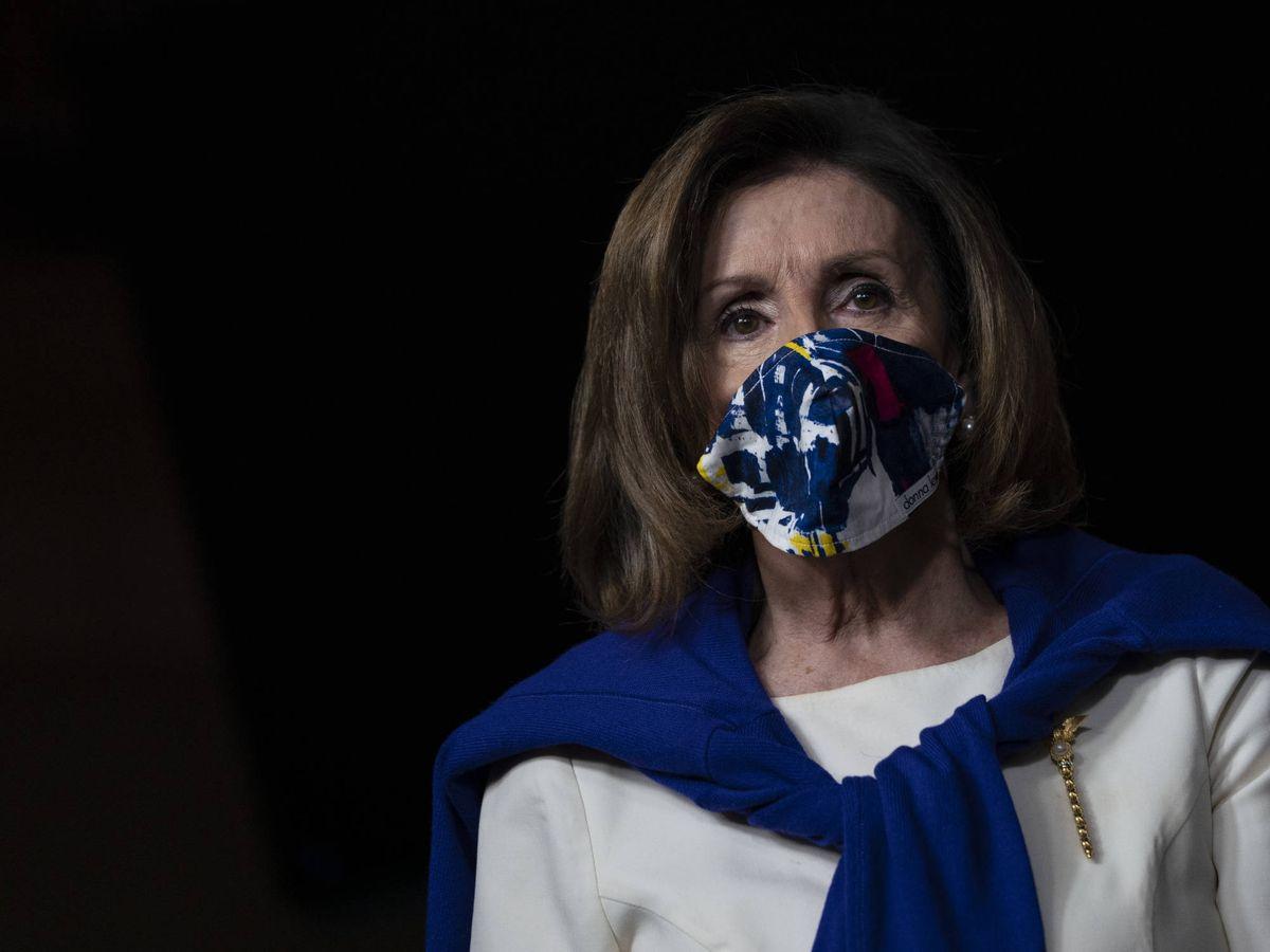 Foto: Nancy Pelosi. (Getty)