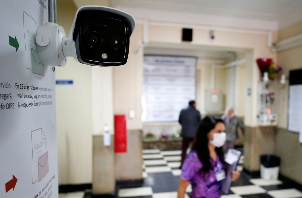 Foto: Hospital público en Valparaíso (Chile). (Reuters)