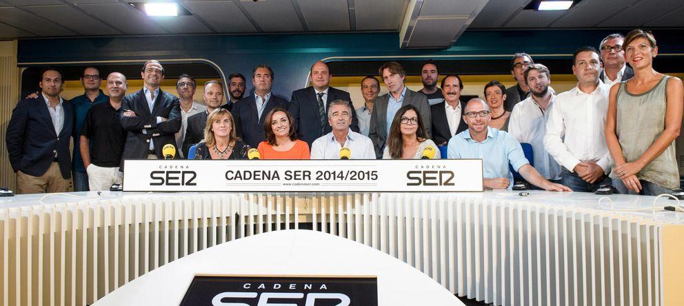 Foto: Presentación de la última temporada dela cadena SER (Gtres)