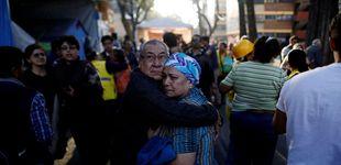 Post de Un terremoto de 7,2 en la escala de Richter sacude México sin dejar víctimas
