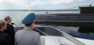 Post de Mueren 14 tripulantes de un sumergible ruso a causa de un incendio