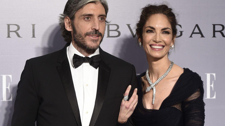 Eugenia Silva y Alfonso de Borbón (Gtres)