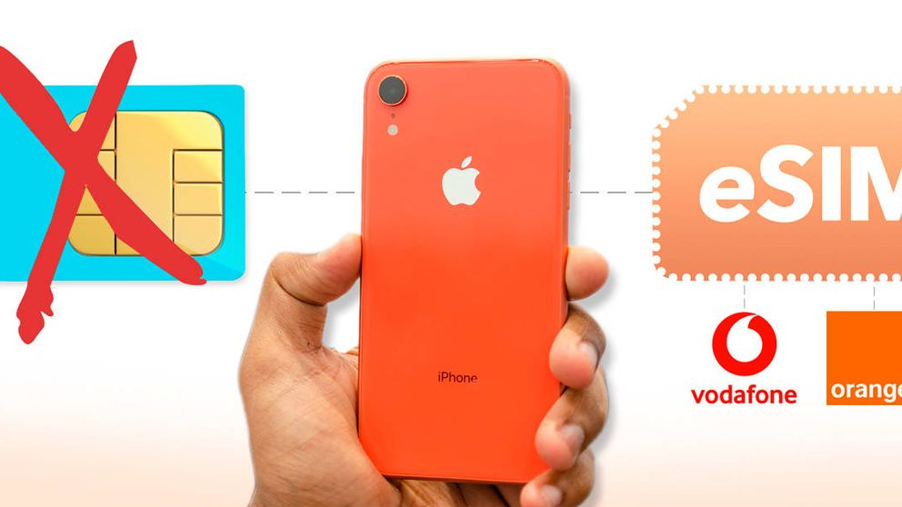 Di adiós a la tarjeta SIM en tu móvil: qué permiten hacer las eSIM (y con qué operador)