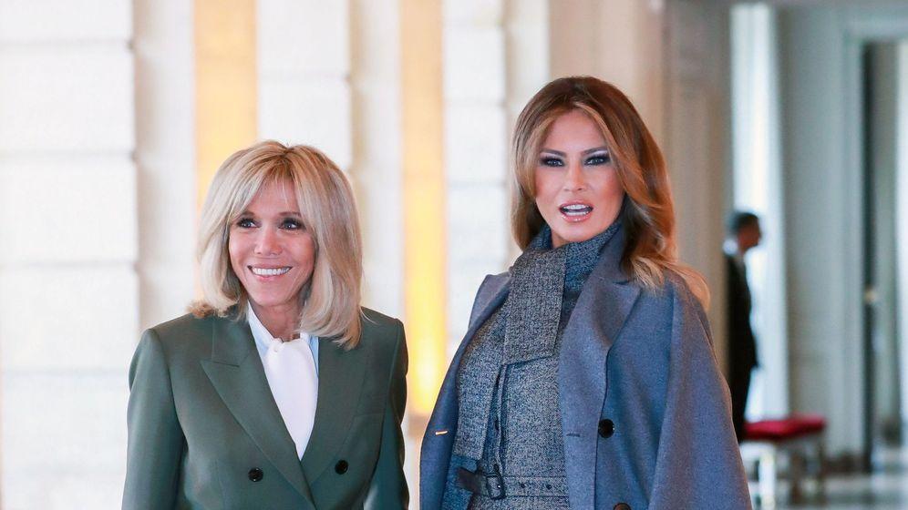 Foto: Las dos primeras damas, en una imagen de archivo. (EFE)