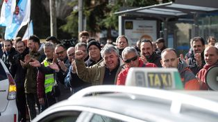 Pescaderos contra taxistas: así se pierde una huelga