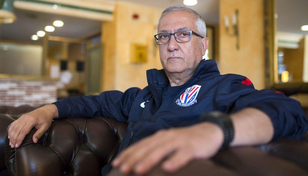 Foto: Gregorio Manzano optó por no aceptar la oferta para entrenar a la selección de China (EFE)